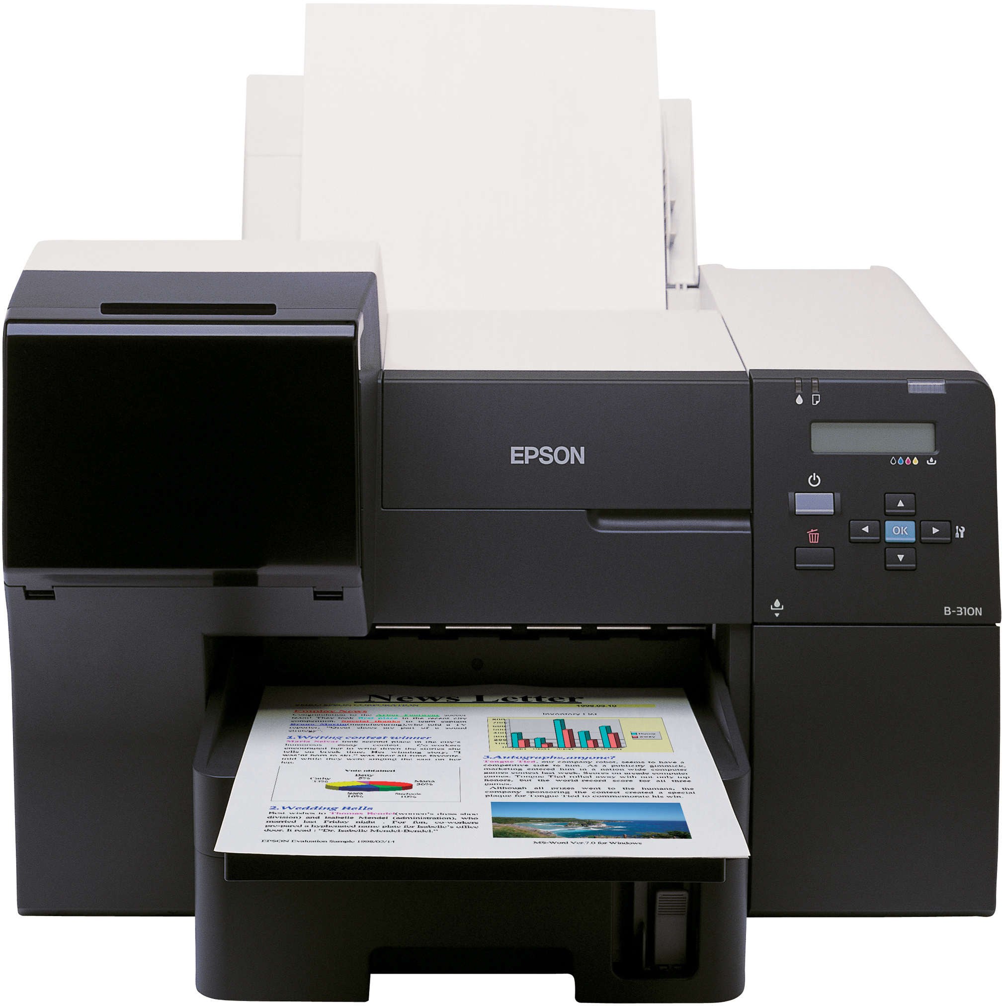 Máy in Epson Business Inkjet B-310N